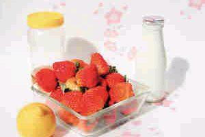 自製健康草莓醬