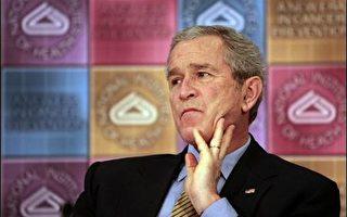 布什聲望跌至新低  尼克森後最不受歡迎總統