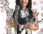 """蔡依林获""""Hito长寿专辑"""",约四个月都在排行榜内。(大纪元记者李妙静摄影)"""