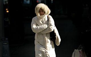 紐約低溫  市府開放九處溫暖中心