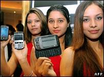 英電話巨頭沃達豐收購印手機公司