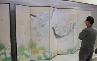 川崎、东山之画