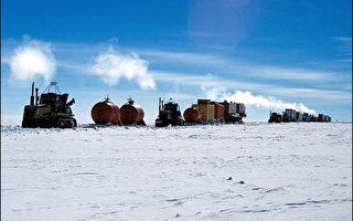 科學家南極洲搜尋隕石 探索太陽系起源