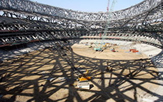 外電評論:北京2008奧運的軟肋