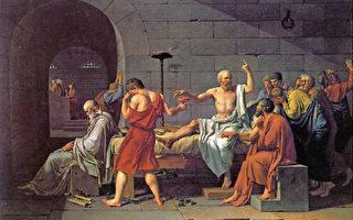 千余年前雅典城里 一个黄昏