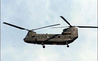 一架聯軍直升機在阿富汗東南部墜毀