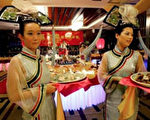中國一年公款吃喝國防開支的三倍 專家籲訂法遏制