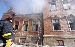 組圖:拉脫維亞老人院大火27死