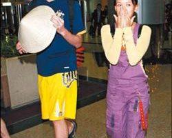 陳喬恩偕洋男友 回澳洲見準公婆