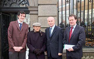 爱尔兰震惊 麦塔斯新证揭中共活摘器官