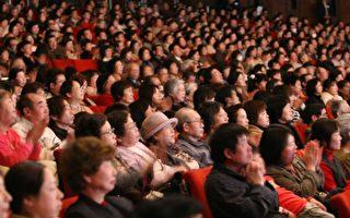 盛唐神韻再現 日本觀眾不再含蓄