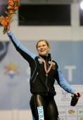 德选手沃尔夫破女子五百米竞速滑冰世界纪录