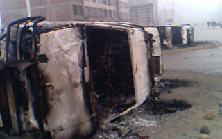 湖南永州2萬民衆抗暴政 逾千警察鎮壓