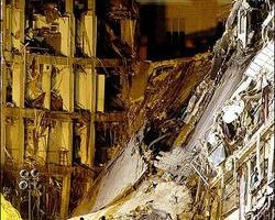 二零零一年九月十一日紐約和華盛頓遭受恐怖攻擊//法新社
