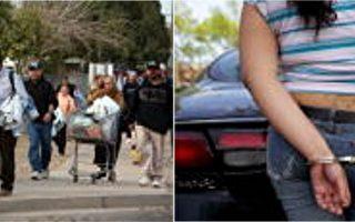 報告:美在遣返外籍人士上出現嚴重問題