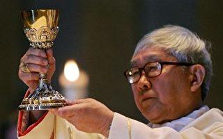 陳日君指教宗不讓他請辭  繼續留任香港