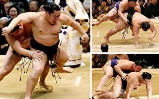 日本相扑运动及外国选手