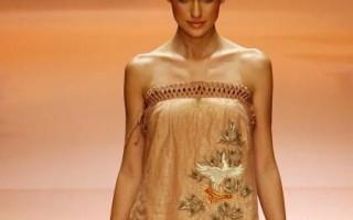組圖:孟買時裝週 上演印度新銳風格