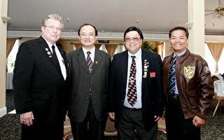 廖偉平﹕不忘美國老兵曾對台灣貢獻