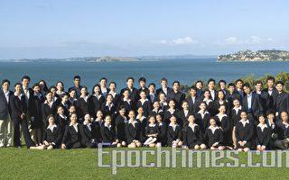 組圖:神韻藝術團抵達新西蘭奧克蘭