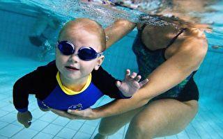 新州预算:学龄前儿童可获百元游泳课代金券