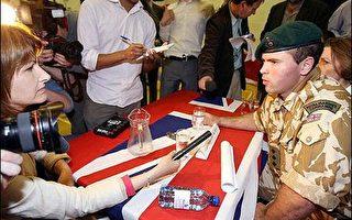 伊朗大使:英國應以善意行動回應水兵獲釋