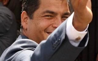 厄瓜多總統柯利亞宣布將驅逐世銀代表
