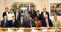 前南非大主教屠圖下午將訪政大與台灣師大