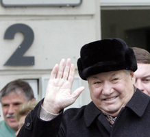 俄羅斯前總統葉利欽去世