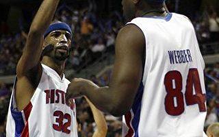 NBA魔術再嘗敗績 活塞晉級在望