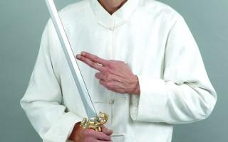 陈世聪   中国顶级宝刀宝剑艺术之美