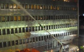馬尼拉飯店大火 1死20多傷