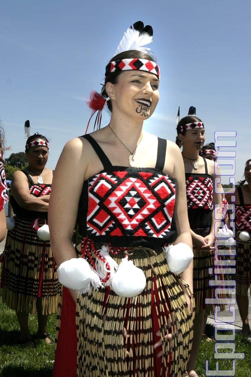 波里尼西亞文化節 展現南國風情