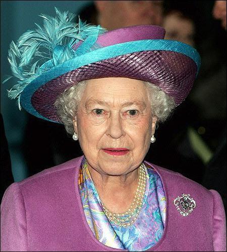 白宫准备以豪华国宴欢迎英国女王
