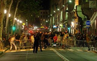 反薩爾科奇 全法各地連兩晚傳出滋擾暴動