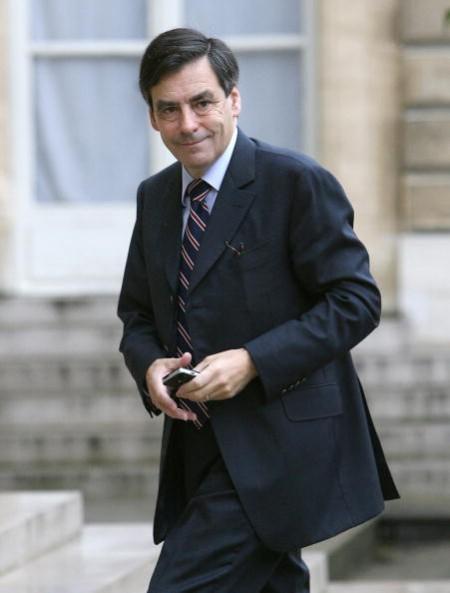 萨尔科齐任命菲永担任法国总理