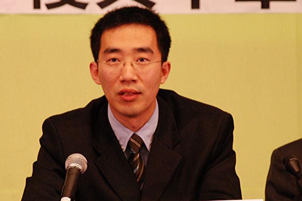 章天亮:在中國動亂前解體中共