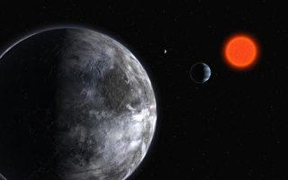 系外類地行星或適宜居住