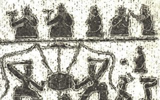 漫談中國舞:漢代持兵器舞