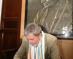 聯合國定印度聖雄甘地生日十月二日為「國際非暴力日」//法新社