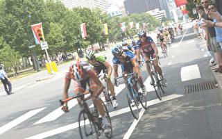 图片新闻﹕费城国际自行车冠军赛