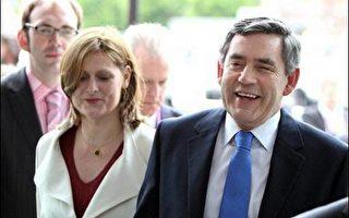 政權交接第一步 布朗接任英國工黨黨魁