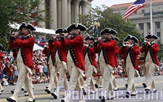 獨立日訪美國人 自豪信心來自美國精神
