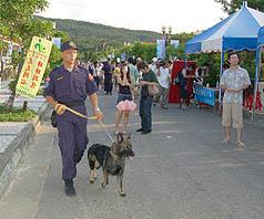 貢寮海洋音樂祭明登場  北縣警方動員緝毒