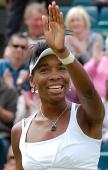 溫布頓網賽 女子四強出列 大威氣勢如虹
