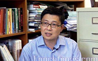 香港中大副教授陳健民回望香港十年