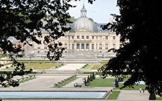 成就凡爾賽宮的法國沃勒維孔特堡