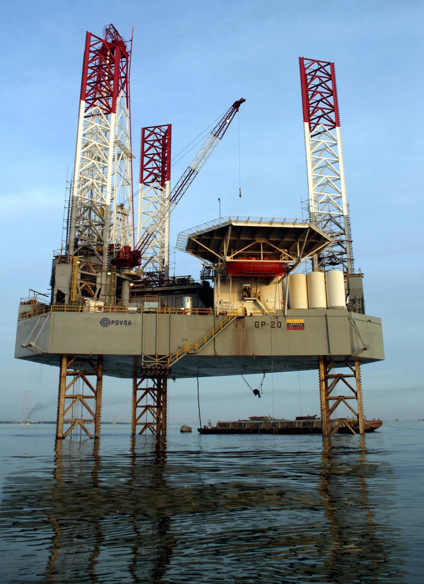 怕遭美制裁 傳俄銀行凍結委國石油公司帳戶