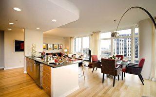 公寓楼TRIO近曼哈顿 社区氛围适合亚裔