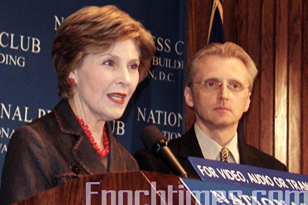美第一夫人談中國在非洲影響
